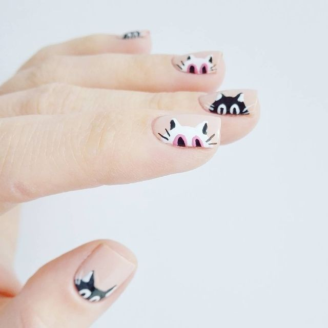 13 Halloween Nail Art That You Need To Try