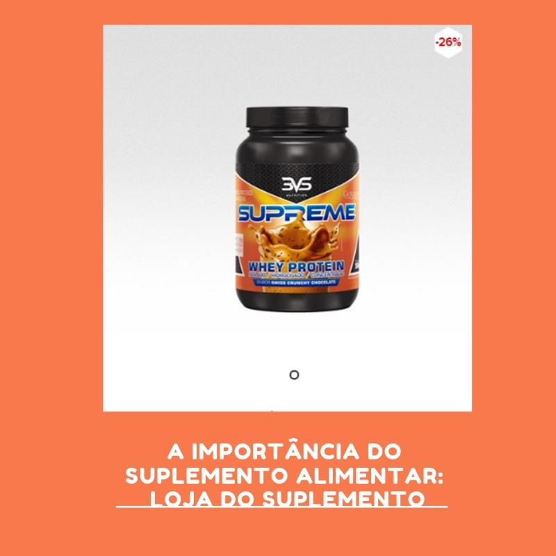 A importância do Suplemento Alimentar: Loja do Suplemento, Publipost, Dica do dia, Denise Mendonça Blog, Denise Mendonça,