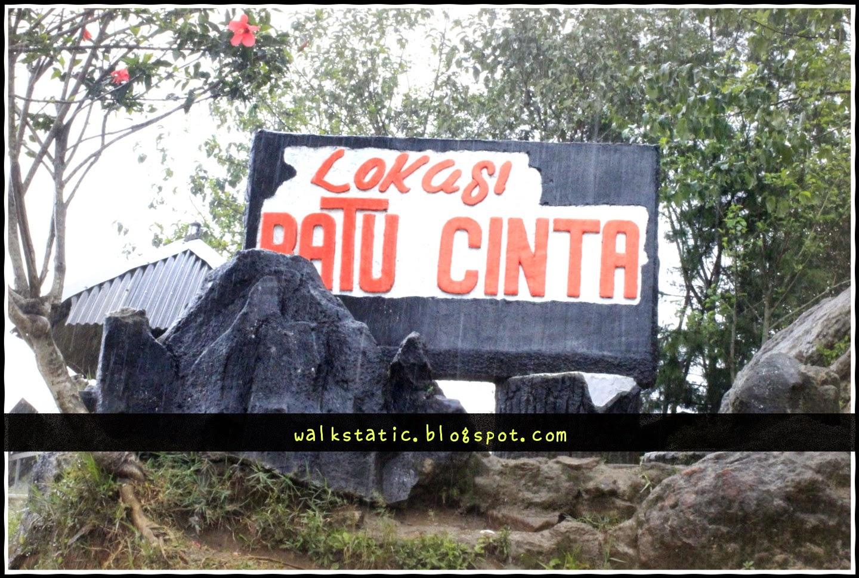 Batu Cinta, Bandung Indonesia