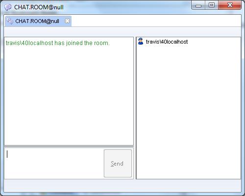 Travis Dazell: Using ActiveMQ as an XMPP (Jabber) Messaging