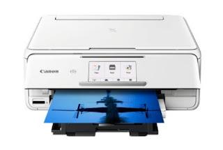 Imprimante Pilotes Canon PIXMA TS8151 Télécharger