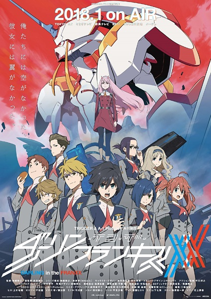 Darling in the FranXX 19/24 [HD+VL][Sub Español] [MEGA]