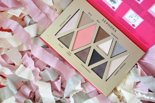 SEPHORA COLLECTION the Enchanting Palette Brows Face Eyes