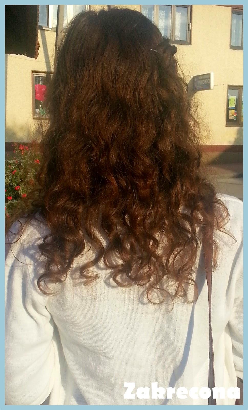 Październikowa aktualizacja włosów