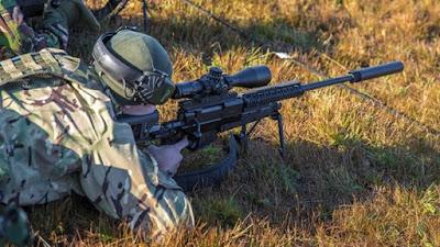 Українці ліквідували двох ворожих снайперів