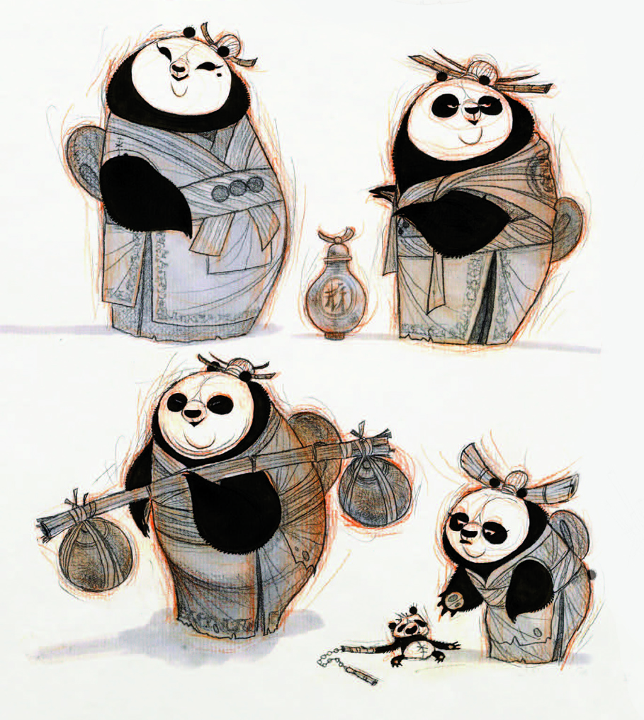 Character Design Artist Interviews : Character design artist interviews the art of kung fu