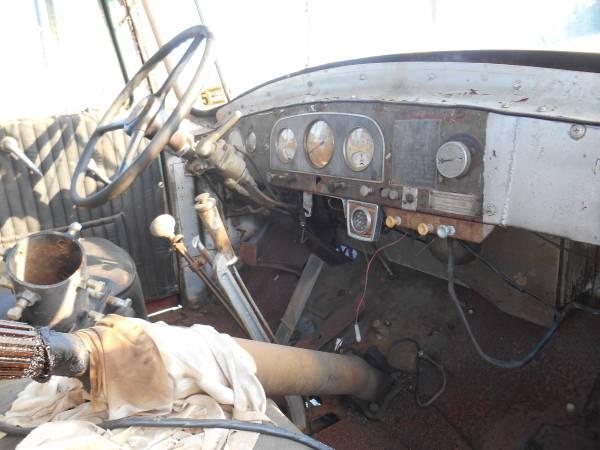 Rare 1953 Brockway Truck Old Truck
