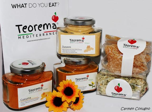 I prodotti biologici di Teorema Mediterraneo