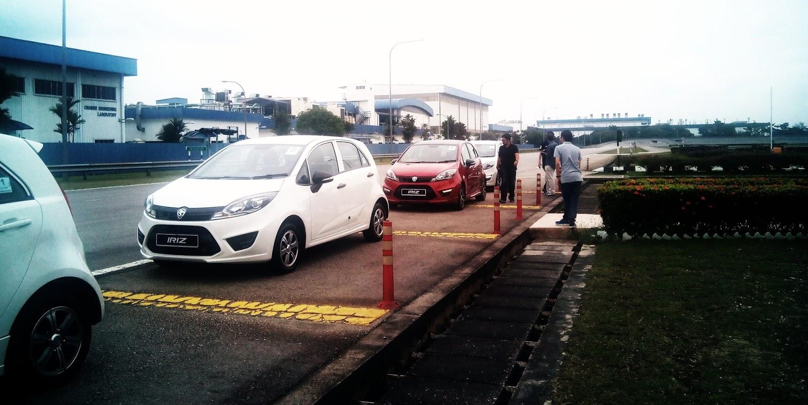 Motoring-Malaysia: TEST DRIVE: The 2017 PROTON IRIZ 1 3 & 1 6 CVT