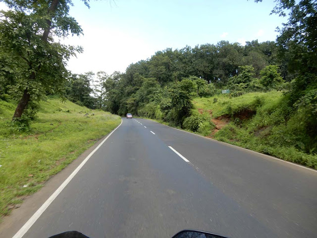 Pune to Malshej Ghat Road