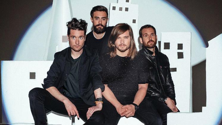 """O novo disco da banda se chama """"Wild World"""" e deve trazê-los ao Brasil em 2017."""
