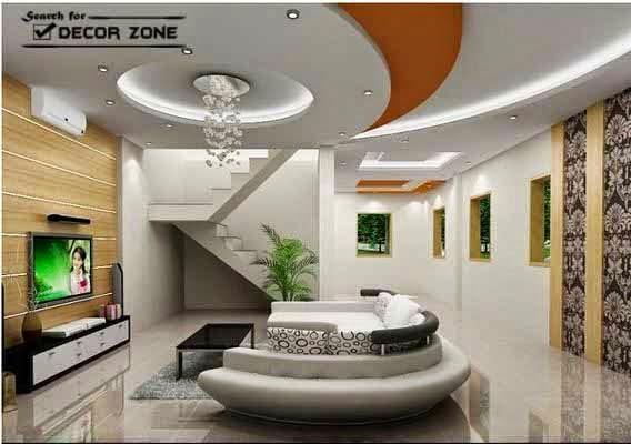 25 Elegant Pop Interior Design For Hall