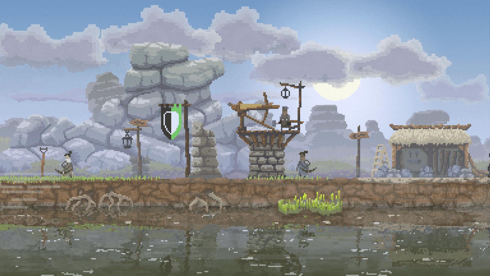 Kingdom: New Lands v 1.3.3 b2182 apk mod DINHEIRO INFINITO