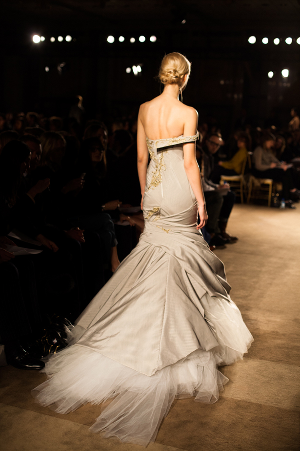 Marchesa Gowns dress New York Fashion Week