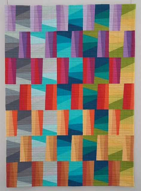 Le Quattro Stagioni - Quilt by Carolina Oneto - EPM 2018