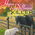 Review: Horse of a Different Killer by Laura Morrigan and Giveaway - March 3, 2015