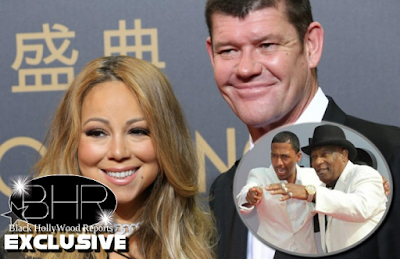 "Nick Cannon Father ""James Cannon"" Shares Thoughts On Mariah Carey New Engagement With Billionaire ""James Packer """