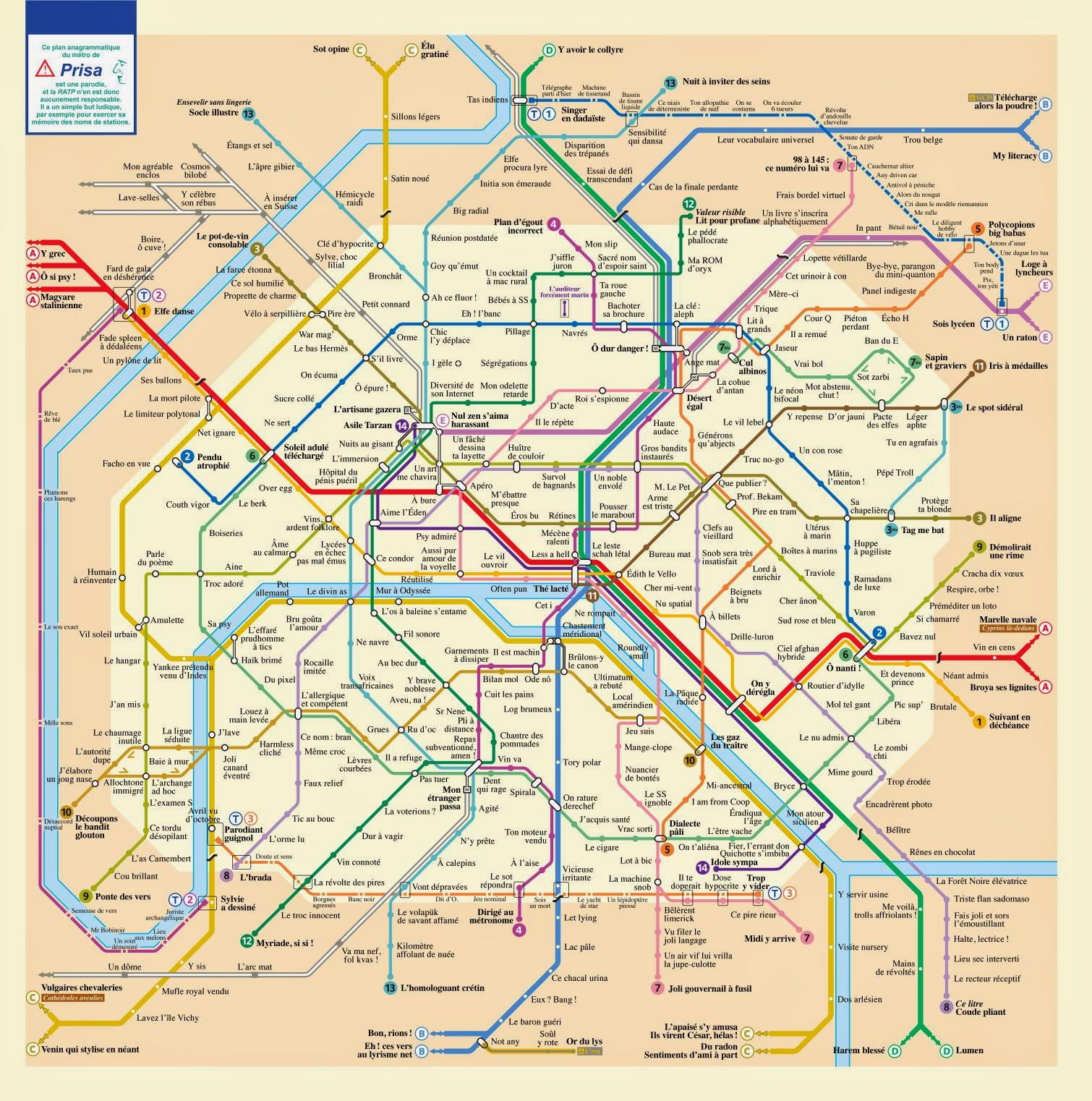 infos sur plan metro paris 2017 vacances arts guides voyages. Black Bedroom Furniture Sets. Home Design Ideas
