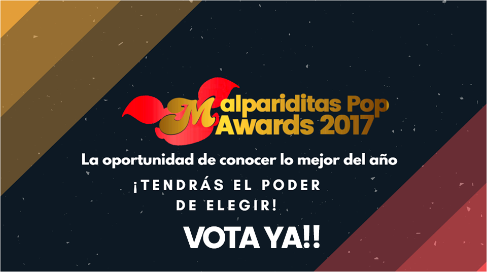 MALPARIDITAS POP AWARDS 2017