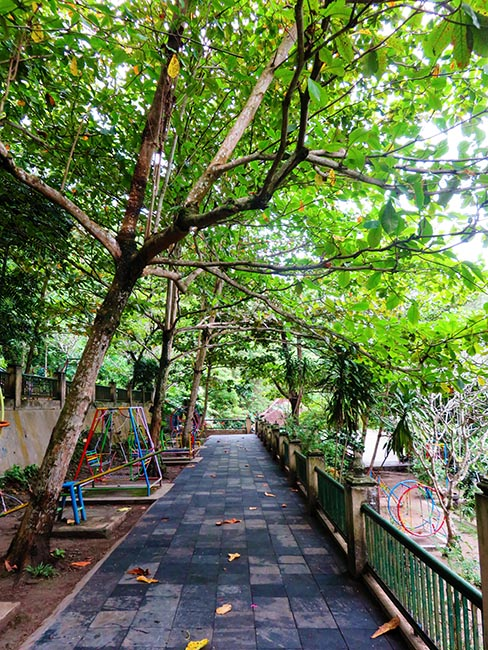 Taman di Goa Selarong