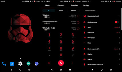 Download OP5t Star War theme for EMUI 5