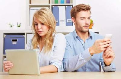 أصبحت الخيانة الزوجية أمرا سهل علي الشريكين