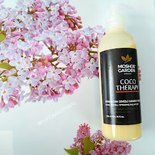 MOSHOS GARDEN COCO THERAPY HAİR MASK