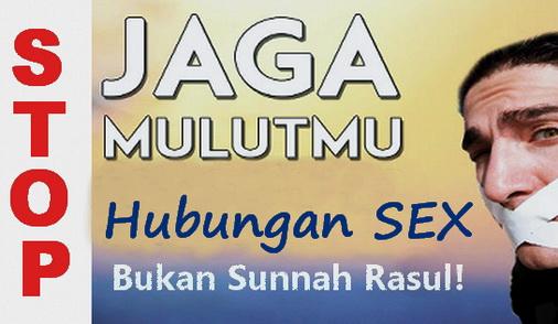 """Stop Menggunakan Kata """"Sunnah Rasul"""""""