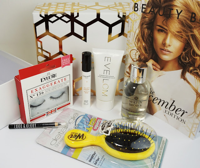 LookFantastic - Beauty Box (Christmas Edition - Dezember 2015)