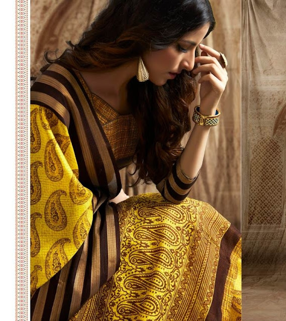 Shangrila Vanya Silk 3 Cotton Silk Ethnic Saree Design