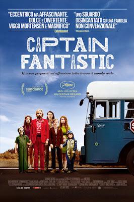Captain Fantastic Matt Ross