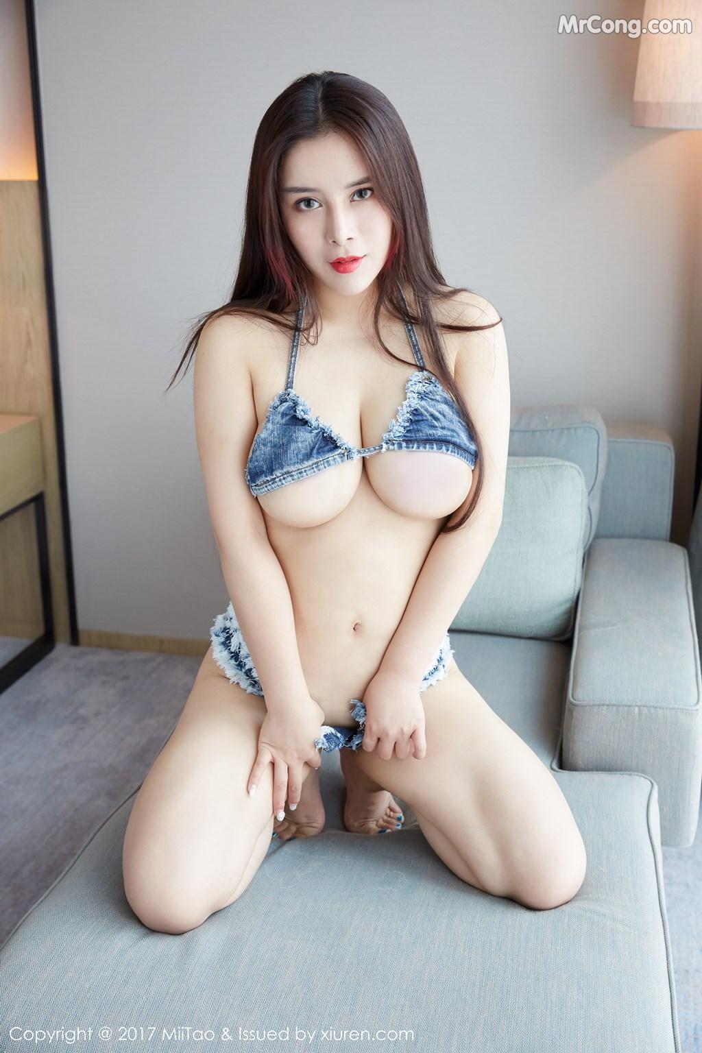 Image MiiTao-Vol.082-Xue-Qian-Xun-MrCong.com-005 in post MiiTao Vol.082: Người mẫu Xue Qian Xun (雪千寻) (51 ảnh)
