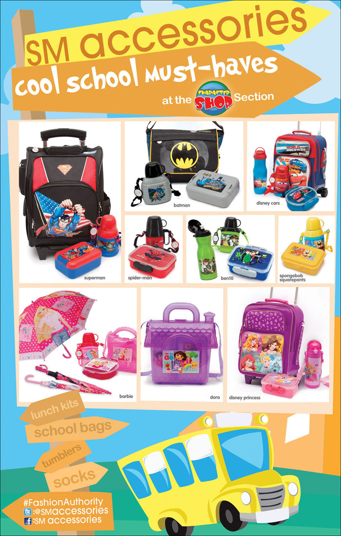 b37208eb29102 SM Accessories Cool School Must-Haves Coupons - MrsMartinez's Raves ...