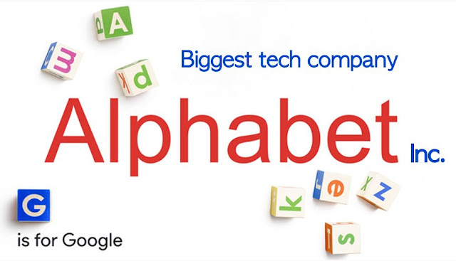 Google Parent Alphabet Beats Apple To Become The Most Valuable Company In The World