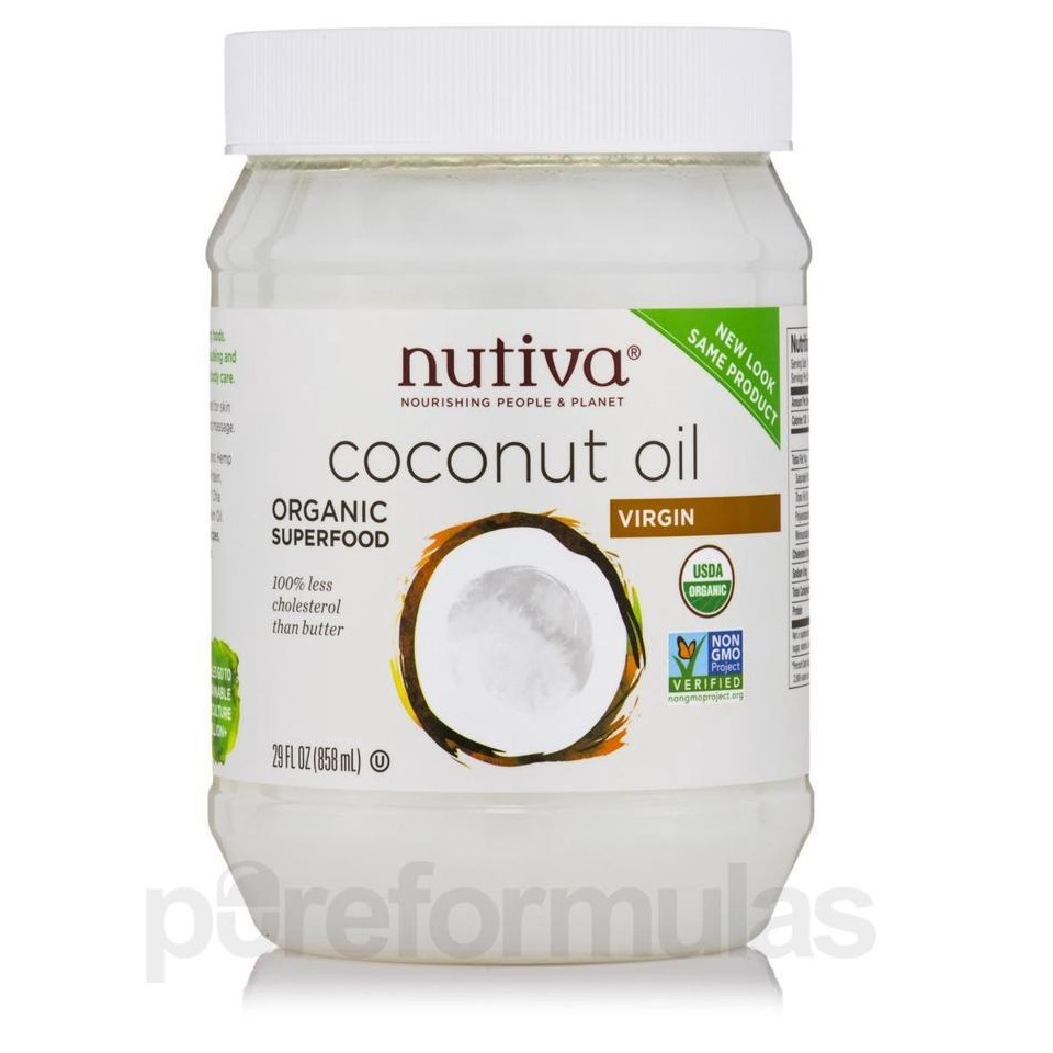Nature S Way Fractionated Coconut Oil