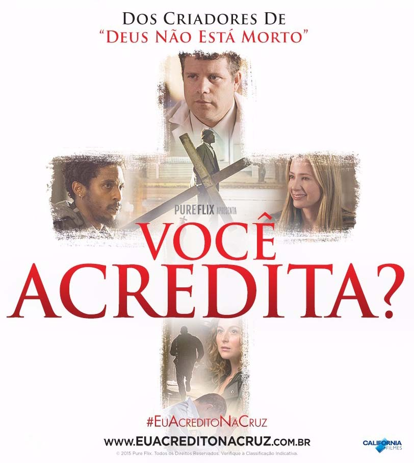 Você Acredita? Torrent - Blu-ray Rip 720p e 1080p Dublado (2015)