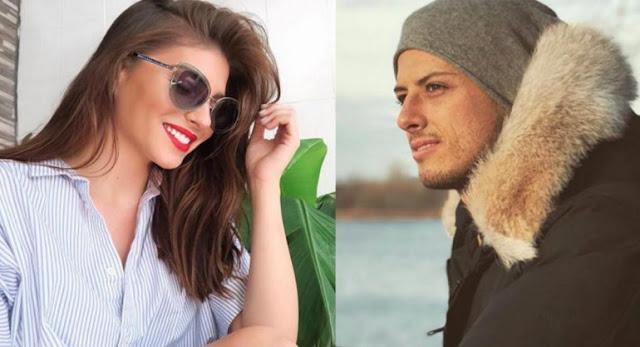 Mientras 'Chicharito' confirma su boda, su ex Andrea Duro anuncia nuevo romance