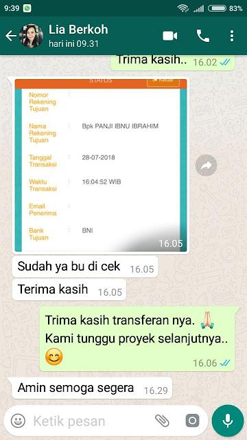 Testimoni Ibu Lia - Shunda Plafon Purwokerto