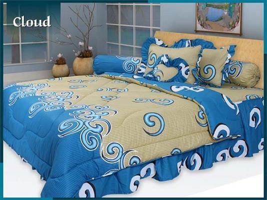 My Love GROSIR SPREI MURAH HARGA Sprei Bed Cover My Love Kinkatun