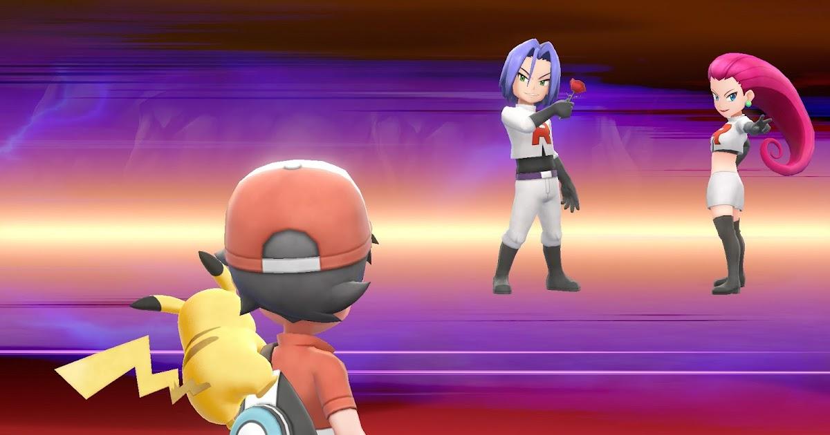 pok u00e9mon let u0026 39 s go pikachu e eevee  switch  recebem trailer estilo abertura do anime