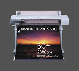 Epson Stylus Pro 9600 Printer Driver Windows, Mac