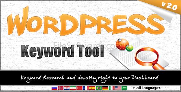 wordpress keyword tool