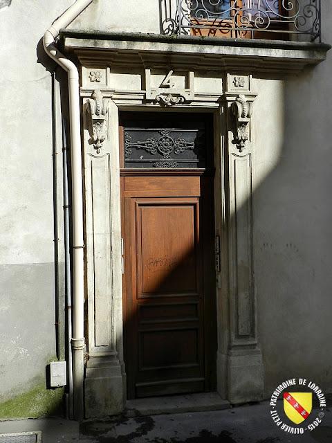 NANCY (54) - Rue de Guise