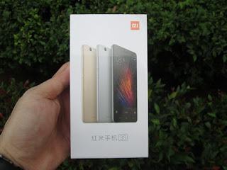Xiaomi Redmi 3s Pro 3/32 Baru 4G LTE Ram 3GB Fingerprint