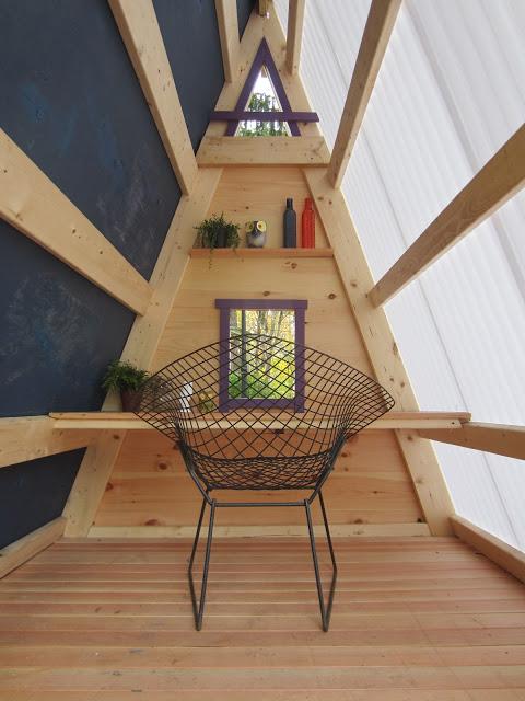 Relaxshacks Com A Frame Treehouse Tiny House Shed Office