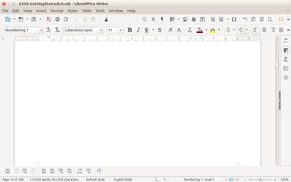 بديل Microsoft Word