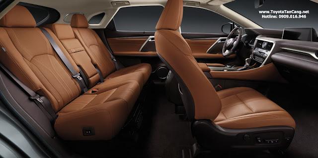 noi that lexus rx350 2016 - Đánh giá Lexus RX350 2021 kèm giá bán khuyến mãi #1