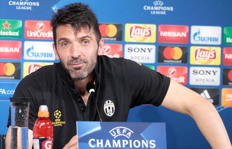 """Buffon: """"Već 22 godine razmišljam o ovom trofeju"""""""