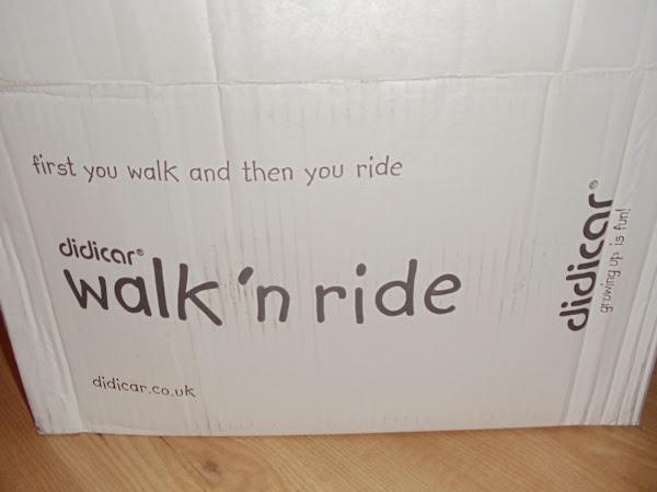 Walk n Ride By Didicar Review