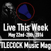 Live This Week: May 22nd-28th, 2016